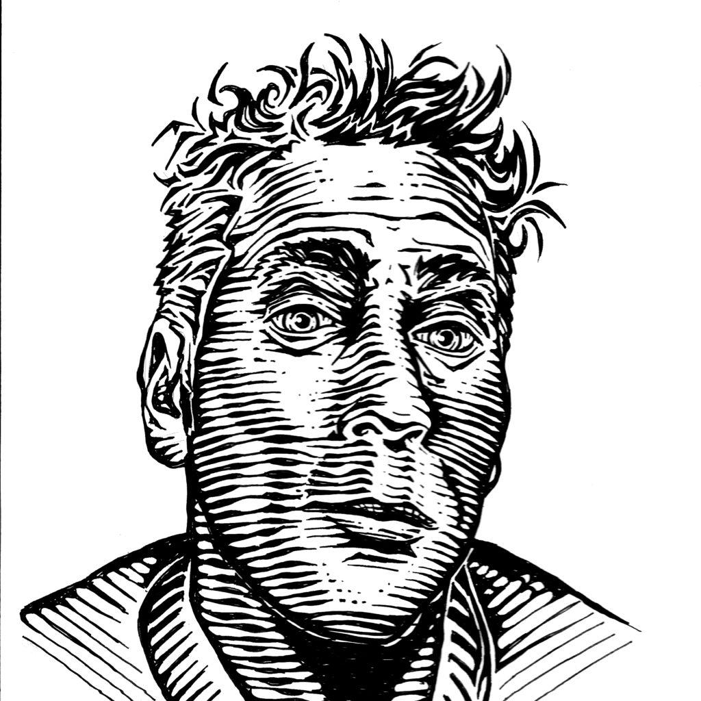 sean geyer portrait #4