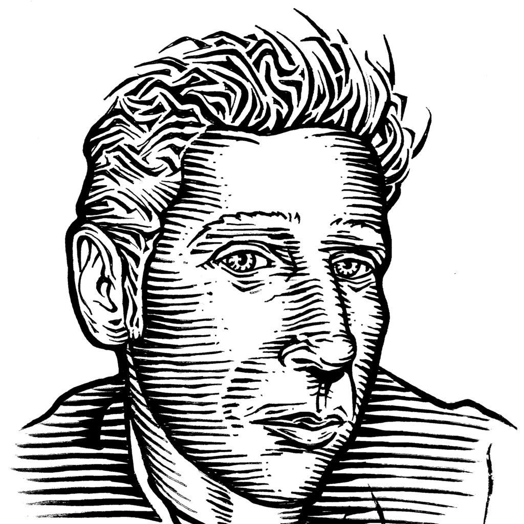 sean geyer portrait of the artist